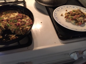 english muffins and frittata 017
