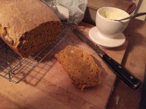 pumpkin bread 004