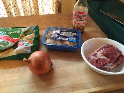 stir fry dinner 001