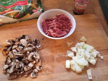stir fry dinner 004