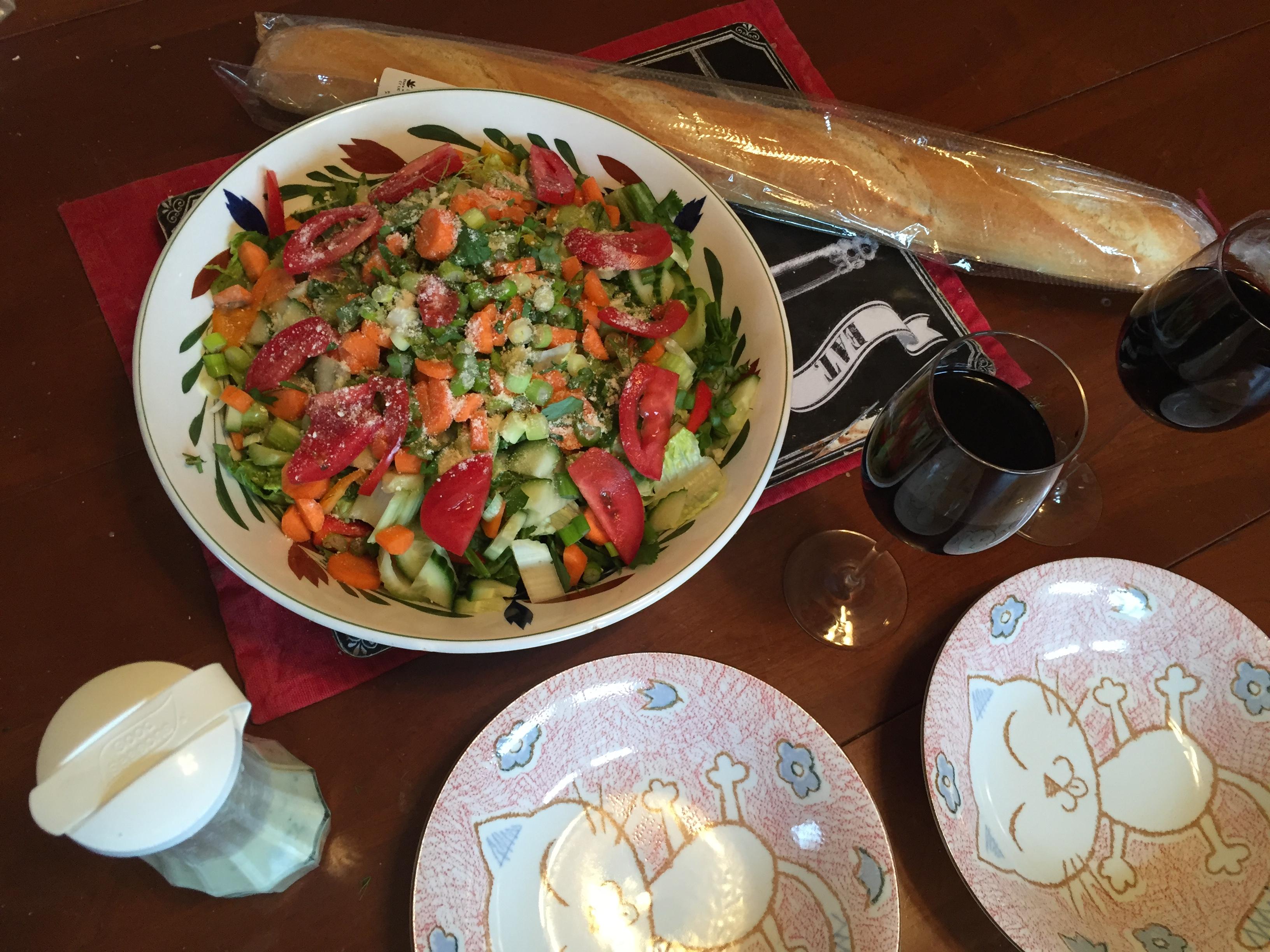 sunday salad 007